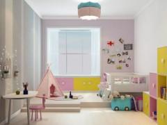 怎样提高儿童房的幸福感!